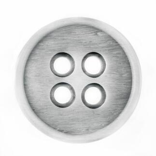 Knopf 4-Loch weiß, Ø 20 mm