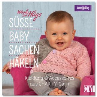 Buch - Woolly Hugs Süße Babysachen häkeln