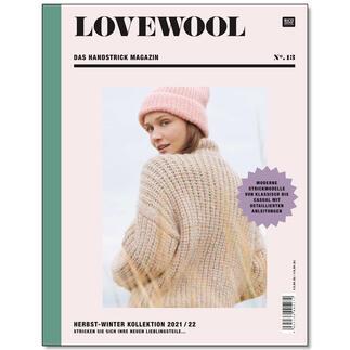 Heft - Lovewool Nr. 13