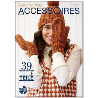 Heft - Lana Grossa Accessoires Nr. 21
