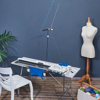 Silver Reed SK 280 von KNITTAX® Noch schneller und einfacher zum eigenen Designerstrickmodell.