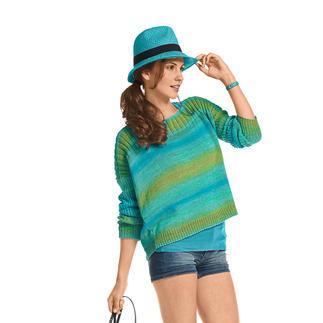 Anleitung 230/4, Pullover aus Pinta von Junghans-Wolle