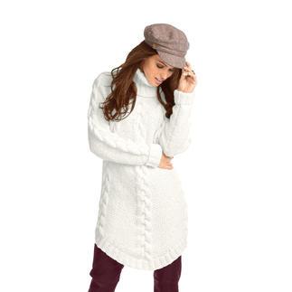 Anleitung 401/4, Pullover aus Novata von Junghans-Wolle