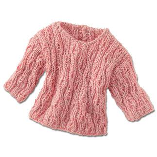 Anleitung 151/5, Pullover, 2-fädig aus Contrato und Cotton-Superfine II von Junghans-Wolle