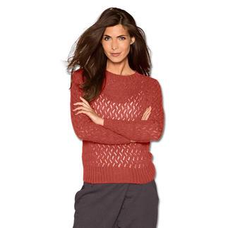 Anleitung 016/5, Pullover aus Cotton-Superfine II von Junghans-Wolle