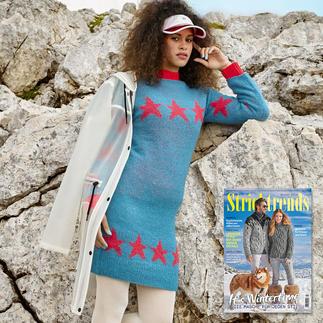 Anleitung 217/7, Damen Kleid aus Aerea von Junghans-Wolle