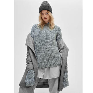 Anleitung 300/7, Pullover aus Fashion Bisous von Rico Design