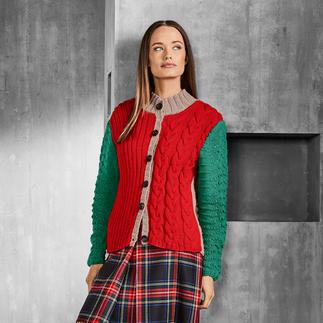 Anleitung 308/7, Damenjacke aus Merino-Classic von Junghans-Wolle