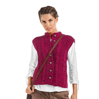 Stricken jacke damen