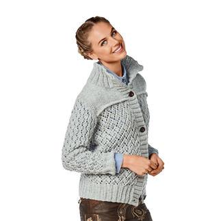Anleitung 149/8, Damen Jacke aus Landwolle von Junghans-Wolle