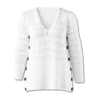 Anleitung 241/8, Pullover aus Cotonara von Junghans-Wolle