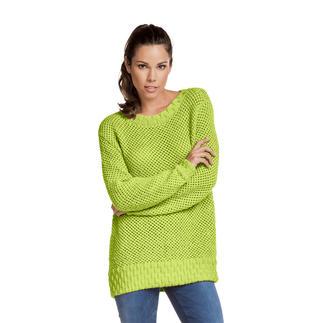 Anleitung 257/8, Damenpullover, 2-fädig aus Seidana® von Junghans-Wolle