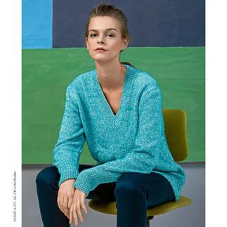Anleitung 287/8, Pullover aus Angelina von LANG Yarns