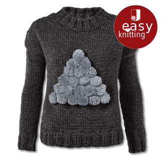 Anleitung 361/8, Pullover aus Canoso und Poco von Junghans-Wolle