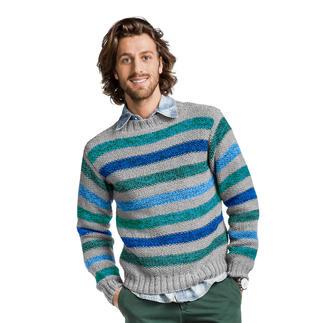 Pullover Pullunder Herren Strickanleitungen Junghans Wolle