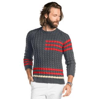 Anleitung 078/9, Pullover aus Merino-Cotton von Junghans-Wolle
