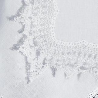 Anleitung 155/9, Spitzentaschentuch aus Spitzengarn von Rico Design