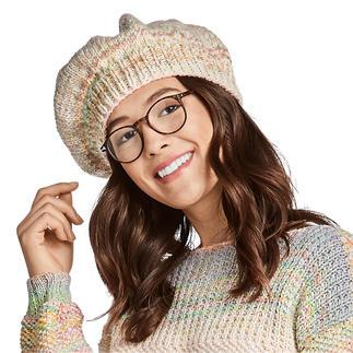 Anleitung 240/9, Baskenmütze aus Monello-90 Color von Junghans-Wolle