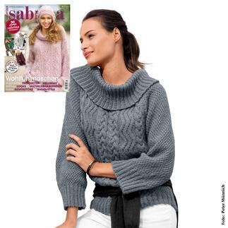 Anleitung 242/9, Pullover aus Aparta-Nova von Junghans-Wolle