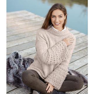 Anleitung 246/9, Pullover aus Shetland von Gründl