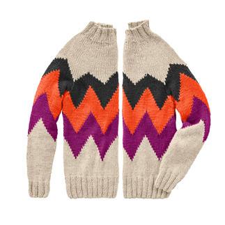 Anleitung 252/9, Pullover aus Monello-90 Uni von Junghans-Wolle