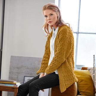 Anleitung 276/9, Jacke aus Cool Wool Big Mélange von Lana Grossa