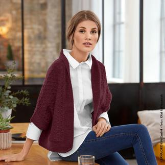 Anleitung 277/9, Weste aus Cool Wool Big Mélange von Lana Grossa