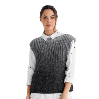 Anleitung 324/9, Pullover aus Melody Star von Katia
