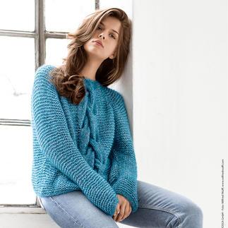 Anleitung 417/9, Pullover aus Mia von Lana Grossa