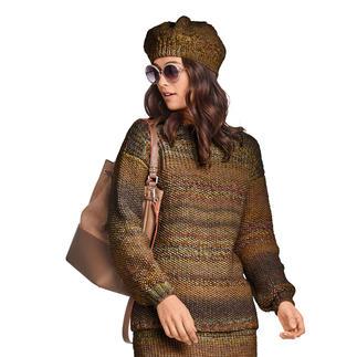 Anleitung 470/9, Pullover aus Monello-90 Color und Monello-175 Color von Junghans-Wolle