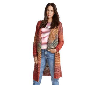 Anleitung 065/0, Jacke aus Monello-175 Color von Junghans-Wolle