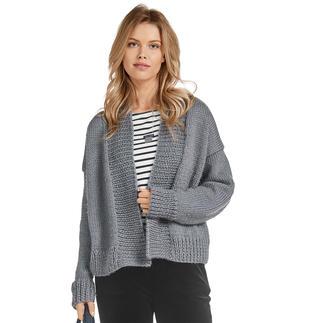 Anleitung 188/0, Jacke aus Valderamo von Junghans-Wolle