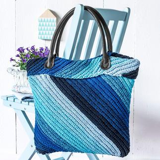 Anleitung 228/0, Tasche aus Rope Plait von Woolly Hugs