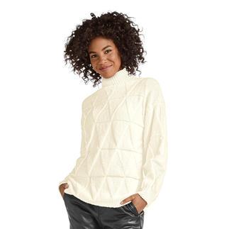 Anleitung 276/0, Pullover aus Inja von Junghans-Wolle