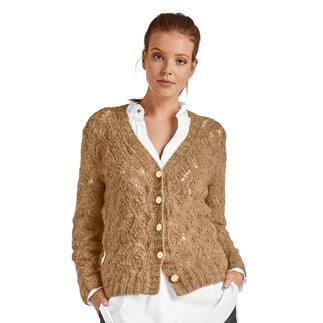 Anleitung 287/0, Jacke aus Arequipa von Junghans-Wolle