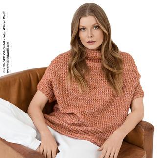 Anleitung 306/0, Pullover aus Sara von Lana Grossa