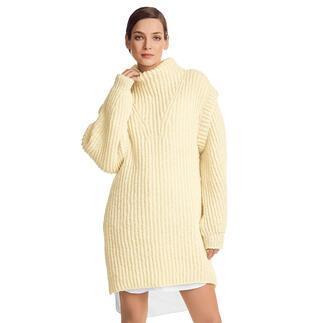 Anleitung 122/1, Pullover aus Onda von Junghans-Wolle