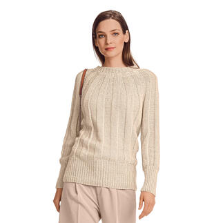 Anleitung 134/1, Pullover aus Recycle & Wool von Junghans-Wolle