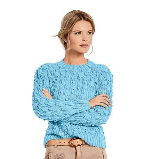 Anleitung 332/1, Pullover aus Melina von Junghans-Wolle