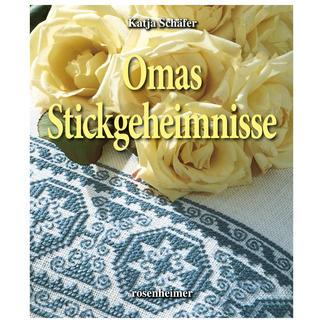 Buch - Omas Stickgeheimnisse