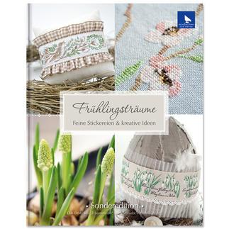 Buch - Frühlingsträume – Feine Stickereien & kreative Ideen