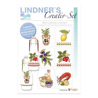 Creativ-Set - 2 Flaschenschürzen Kitchen