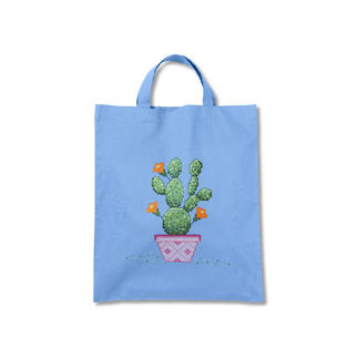 Trendige Baumwolltasche - Kaktus Urban Jungle – Dschungelfeeling für Ihr Zuhause
