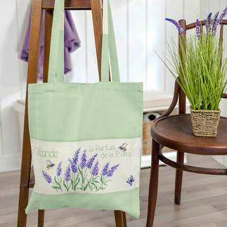 Tasche - Lavendel