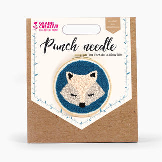 Punch-Needle-Kit - Fuchs