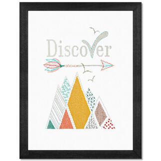 Stickbild - Discover