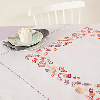 Tischdecke - Streublüten