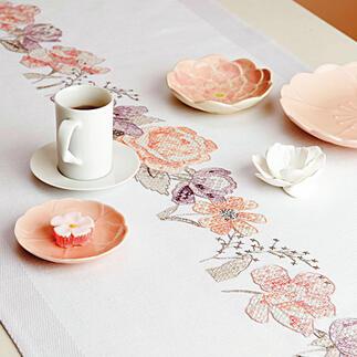Tischläufer - Frühlingsblume