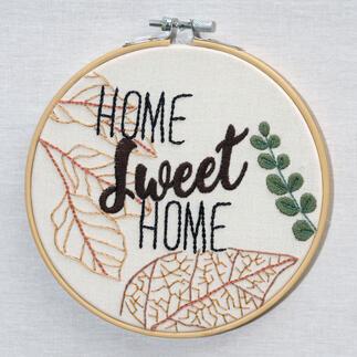 Stickbild - Home Sweet Home