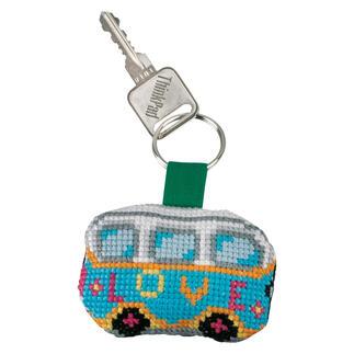 Schlüsselanhänger - Love Easy Stitching